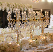#5 Candelabras And Candelabra Centrepieces And Accessories For Weddings GTA