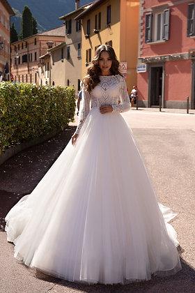 Wedding Dress V5027