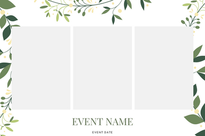 EVENT TEMPLATE #9