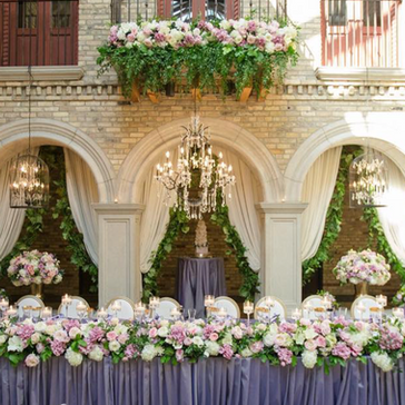 #21 Wedding Head Table Flowers Decor And Accessories GTA