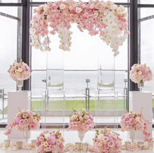 #11 Floral Arch For Wedding Ceremony And Reception Toronto