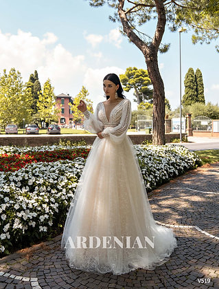 Wedding Dress V519