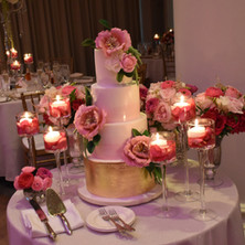 #34 Cake Table Flowers And Accessories Toronto