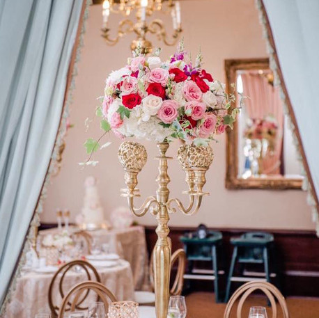 #17 Candelabras And Candelabra Centrepieces And Accessories For Weddings GTA