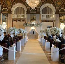 #19 Custom Floral Wedding CHupah/Arch For Wedding Ceremony And Reception Toronto