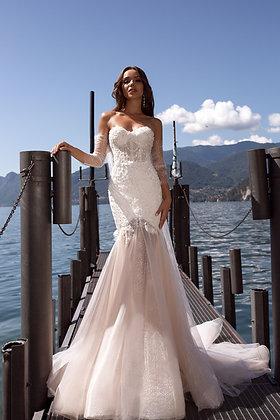 Wedding Dress V5007