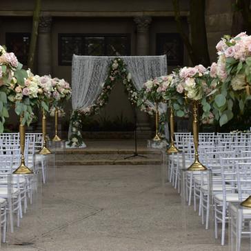 #11 Pedestals For Wedding Ceremony And Reception Toronto