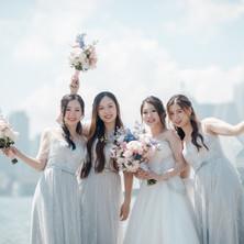 #20 Bridal And Bridesmaids Bouquets Toronto