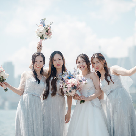 #20 Bridal And Bridesmaids Bouquets Toronto