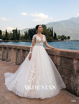 Wedding Dress V504