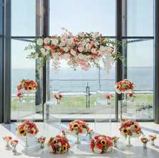 #5 Floral Arch For Wedding Ceremony And Reception Toronto