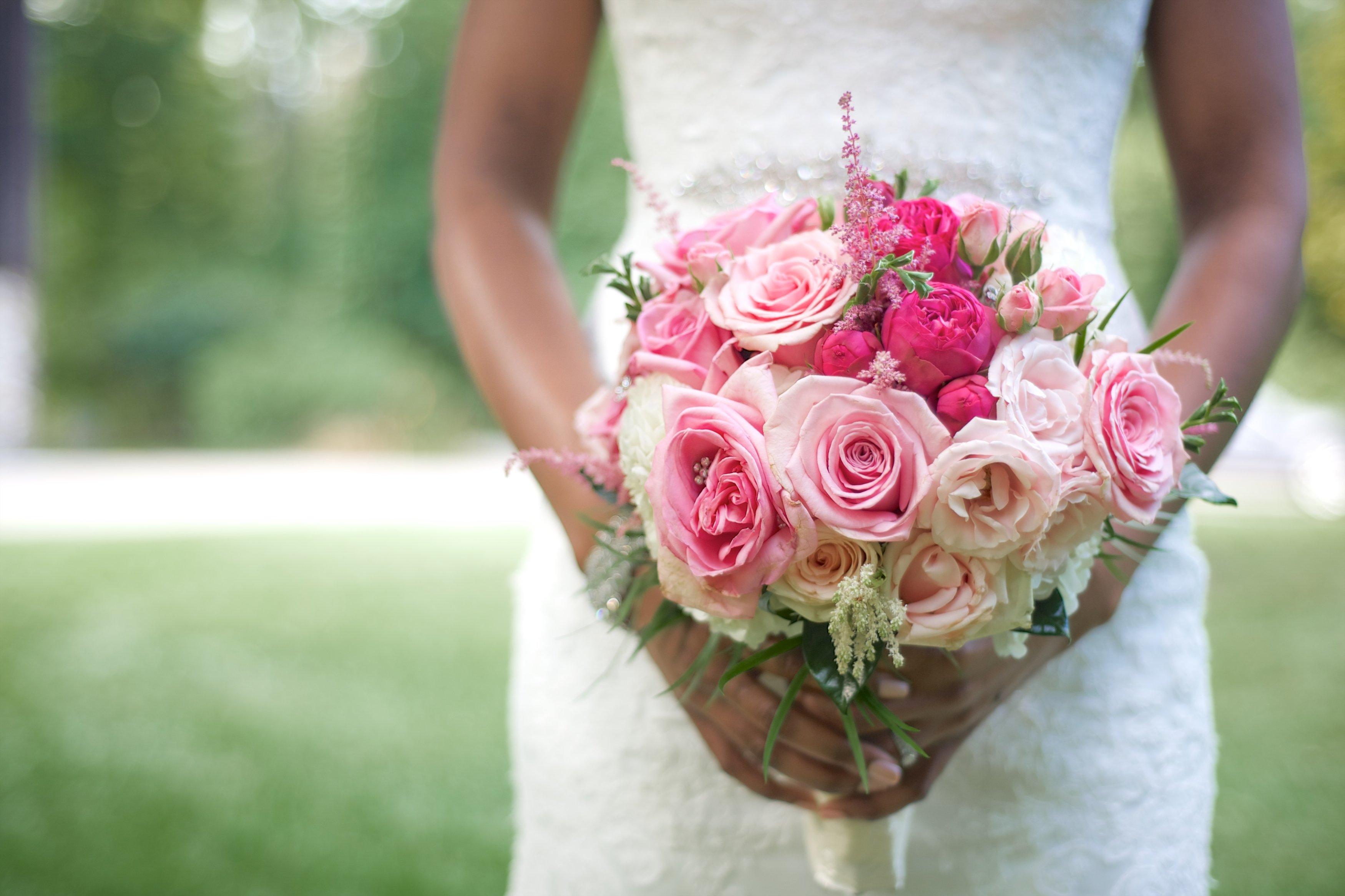 Wedding Bridal Bouquet Toronto