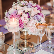 #14 Low Fresh Floral Centrepieces For Your Reception Tables In Toronto