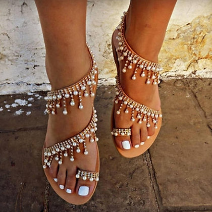 Women's Vintage Boho Sandals #15