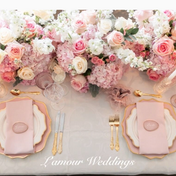 #24 Wedding Head Table Flowers Decor And Accessories GTA