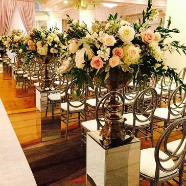 #12 Pedestals For Wedding Ceremony And Reception Toronto