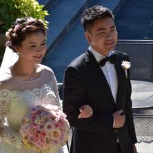 #44 Bridal Bouquet Toronto