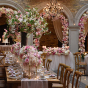 #17 Wedding Head Table Flowers Decor And Accessories GTA