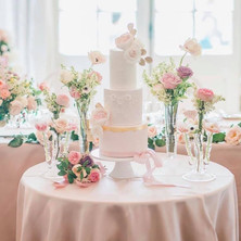 #36 Cake Table Flowers And Accessories Toronto
