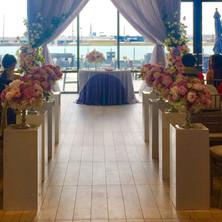 #18 Custom Floral Chupah For Wedding Ceremony And Reception Toronto