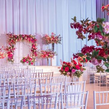 #7 Pedestals For Wedding Ceremony And Reception Toronto