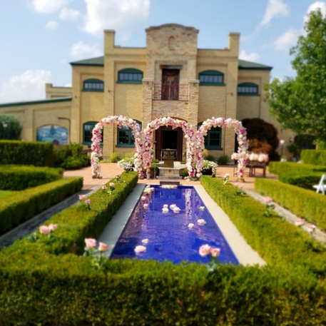 #28 Floral Arch For Wedding Ceremony And Reception Toronto
