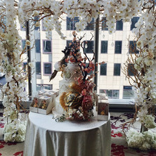 #20 Cake Table Flowers And Accessories Toronto