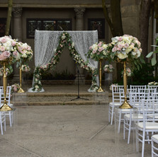 #21 Floral Arch For Wedding Ceremony And Reception Toronto