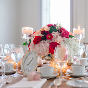 #7 Wedding Table Candles Holders And Accessories Toronto