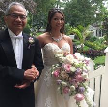 #39 Bridal Bouquet Toronto