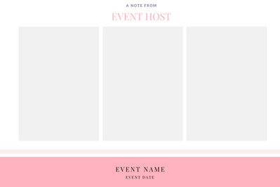 EVENT TEMPLATE #10