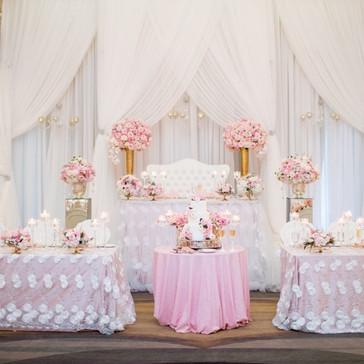 #1 Pedestals For Wedding Ceremony And Reception Toronto