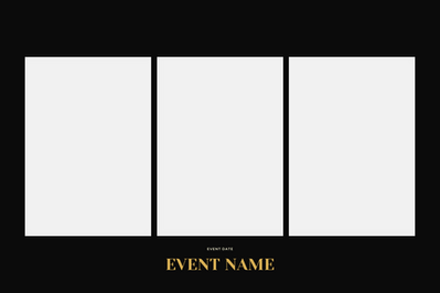 EVENT TEMPLATE #3