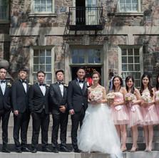 #13 Bridal And Bridesmaids Bouquets Toronto