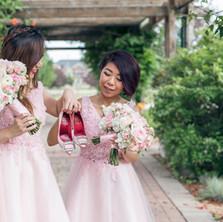 #17 Bridal And Bridesmaids Bouquts Toronto