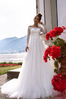 Wedding Dress V5016