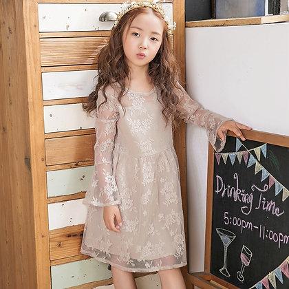 Girls Lace Dresses #7