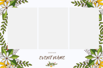 EVENT TEMPLATE #1
