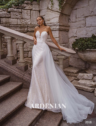 Wedding Dress Model 2018