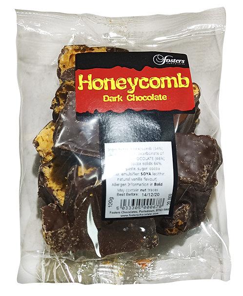 Dark Chocolate Honeycomb