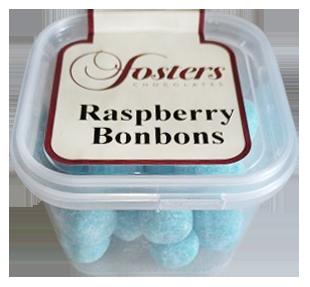 Raspberry Bon Bons