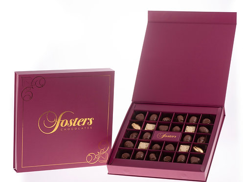 Fosters Chocolate Gift box 390g