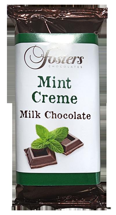Milk Chocolate Mint Creme