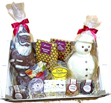 Christmas Hamper Box