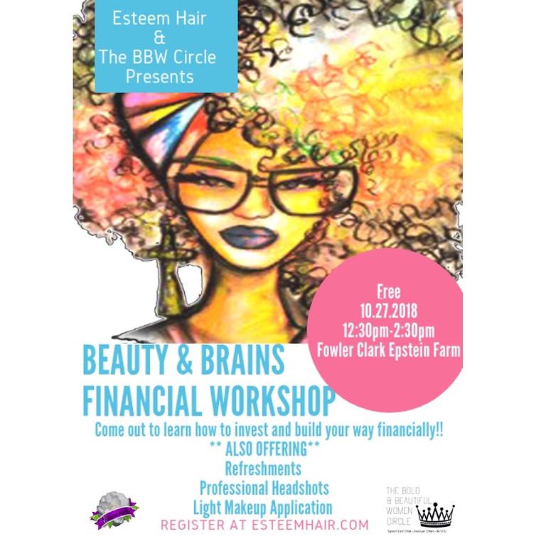 Beauty & Brains Financial Workshop