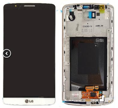 Ecran complet LG G3