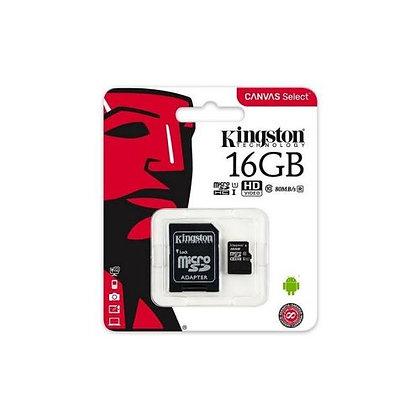 Carte mémoire micro sd + adaptateur