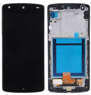 Ecran complet avec chassis LG Nexus 5