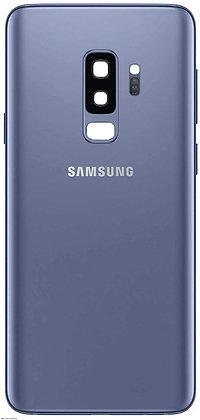 Vitre Arrière Noire Carbone Galaxy S9+ (G965F)