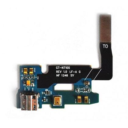 Connecteur de charge Samsung Note 2 N7100